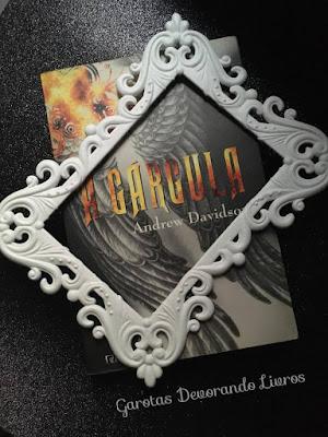 Foto autoral livro A Gargula