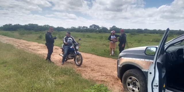 Polícia Militar intensifica ações na zona rural na região de Brejo do Cruz-PB