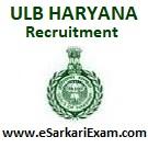 ULB Haryana JE Recruitment