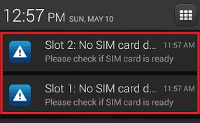 Cara Memperbaiki HP Android Tidak Membaca Sim Card