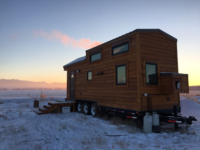 Bozeman Tiny House
