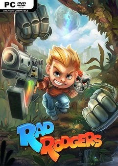 Rad Rodgers: World One PC Full