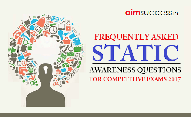 Static Awareness for Banking Exams