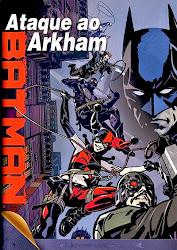 Baixar Batman : Ataque Ao Arkham Dublado Grátis
