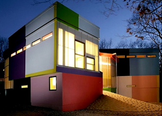 Kombinasi Desain Warna Cat Rumah Yang Indah Untuk Bagian Luar