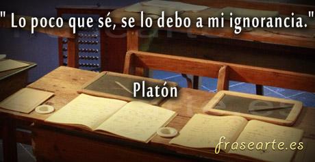 citas famosas de Platón