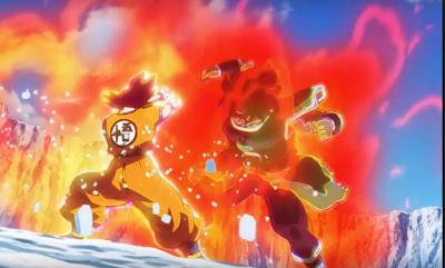 Dragon Ball Super: Broly' Reveals New Super Saiyan God Skills