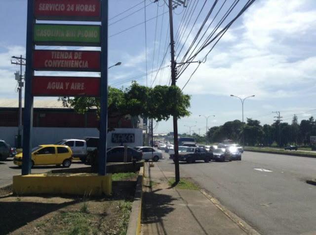 200 autobuses dejan de trabajar por día en Maturín por falta de gasolina