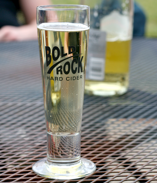 Bold Rock Cidery Charlottesville, Virginia - Charlottesville Vacation Guide