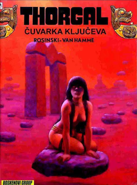 Cuvarka Kljuceva - Thorgal