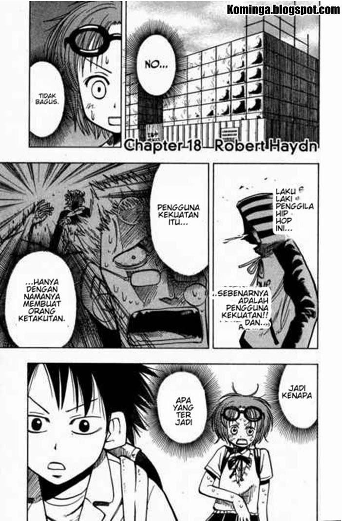 Komik the law of ueki 018 - robert haydn 19 Indonesia the law of ueki 018 - robert haydn Terbaru 2 Baca Manga Komik Indonesia 