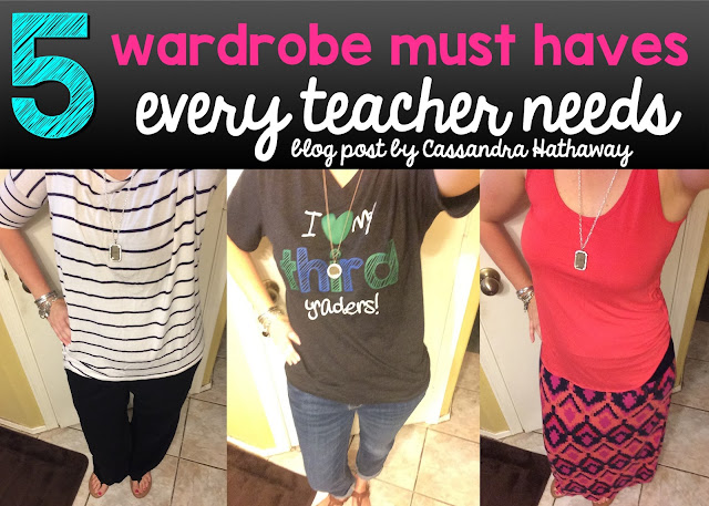 Teachers need to feel comfortable in their classrooms, and these five pieces will help them do exactly that!