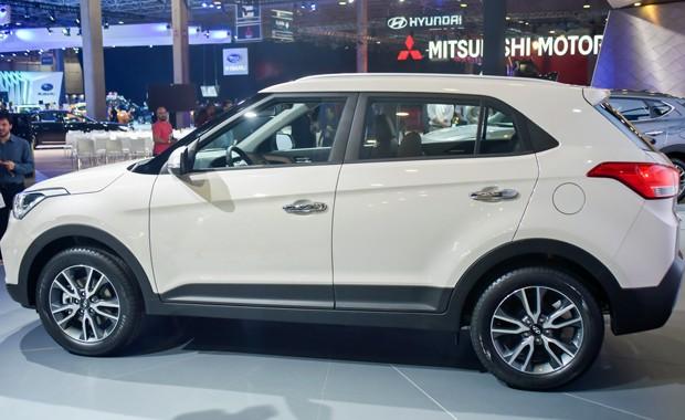 Hyundai Creta: lançamento oficial - Brasil