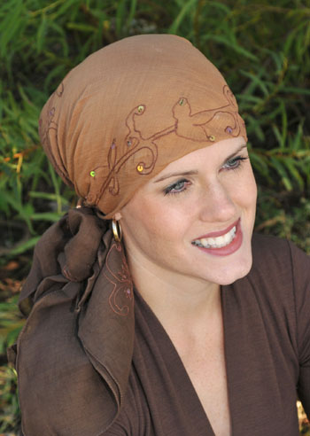 Thyroid Cancer Survival Rate: Head Scarves For Cancer ...
