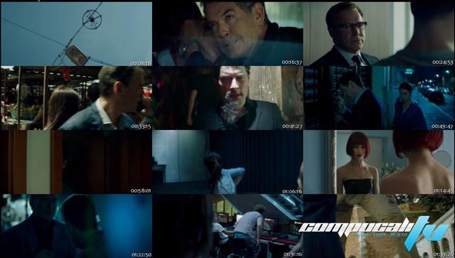 La Conspiración de Noviembre DVDRip Latino