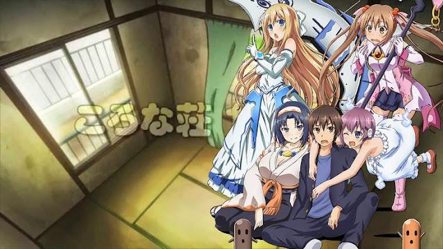 22 30 Rekomendasi Anime Harem Terbaik
