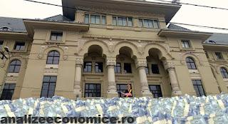 Excedentul de 678 milioane lei al Primăriei Municipiului București