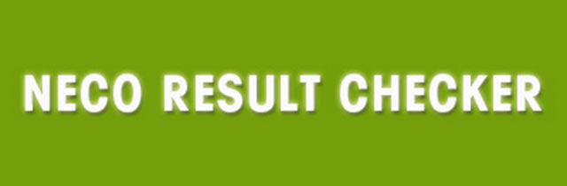 NECO GCE Nov/Dec 2016/2017 Result Is Out
