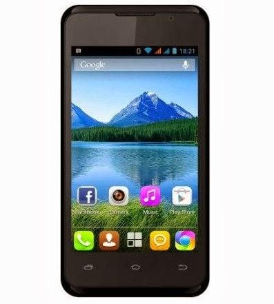 Gambar Evercoss A28T, HP Android 3G Harga Murah Bisa BBM
