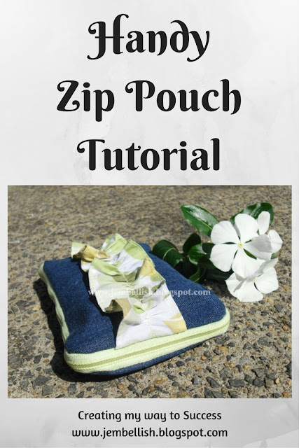 Handy Zip Pouch