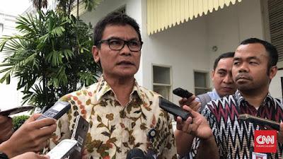 Johan Budi Mewanti-wanti soal Hoaks Bom - Info Presiden Jokowi Dan Pemerintah