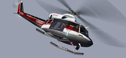 Flight Simulator News Brief: Hovercontrol Bell 412 for FSX Major