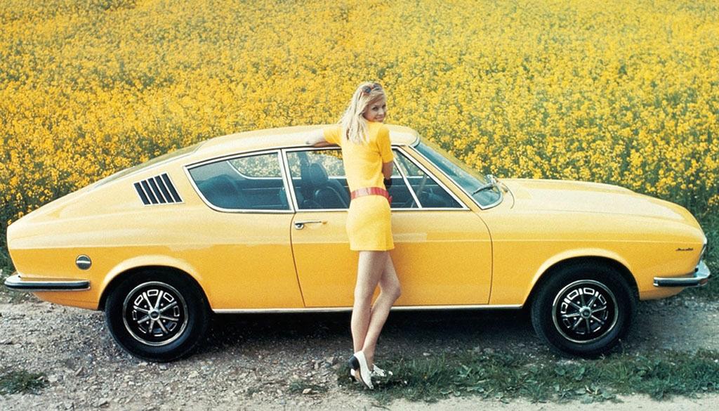 transpress nz: 1969-1976 Audi 100 Coupe S