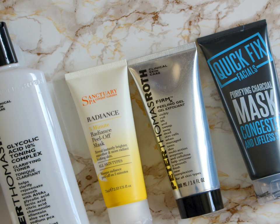 My Weekly Pamper Night Essentials