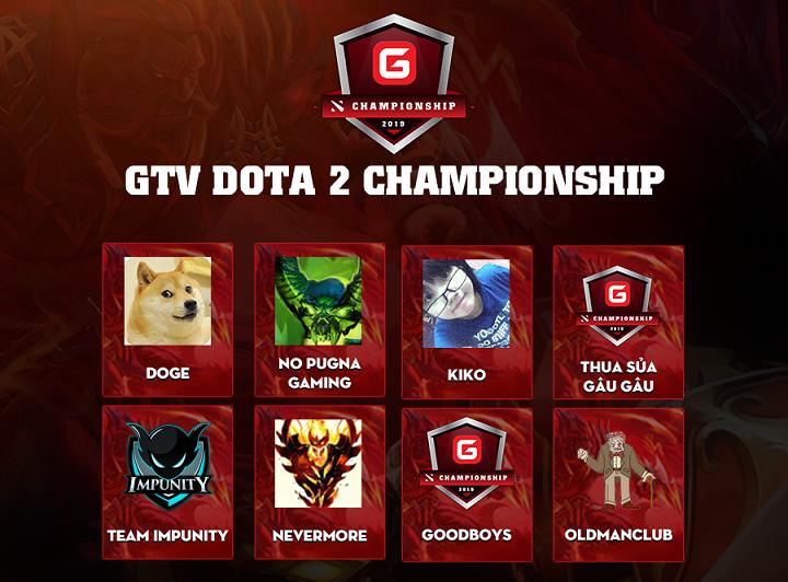 8 team playoff - Tổng kết giải đấu GTV Dota 2 Championship 2019: Đẳng cấp của Impunity