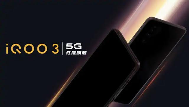 Qualcomm Snapdragon 865 ile iQOO 3 5G, Antutu kriterlerinde belirdi; önemli özellikleri