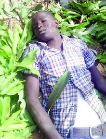 Photo: IDP Killed By Robbers At Prince & Princess Estate In Abuja
