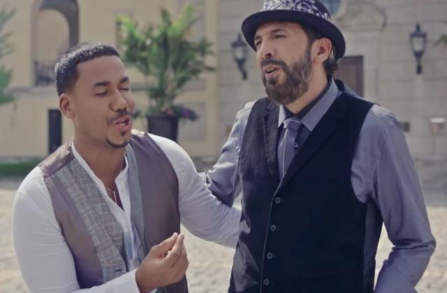 """""""Carmín"""", el nuevo video de Romeo Santos con Juan Luis Guerra"""
