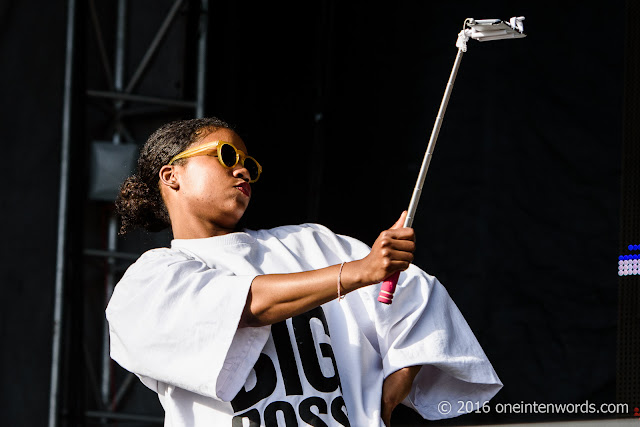 Santigold at Field Trip 2016 at Fort York Garrison Common in Toronto June 4, 2016 Photos by John at One In Ten Words oneintenwords.com toronto indie alternative live music blog concert photography pictures