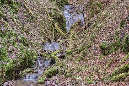 Wutach Gorge, Baden-Württemberg
