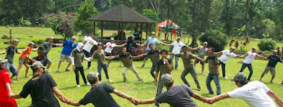 Tempat Outbound di Puncak Bogor