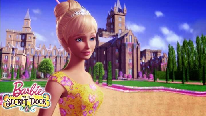 barbie and the secret door full movie free