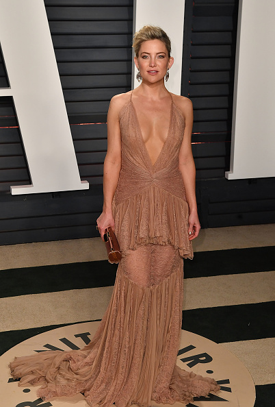 Kate Hudson 2017 Vanity Fair Oscar Party