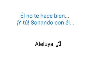 Reik Manuel Turizo Aleluya significado de la canción.
