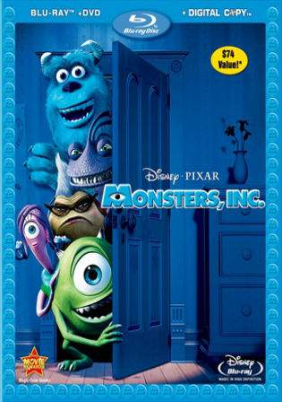 Monsters Inc 2001 Hollywood Dual Audio 300mb Movie Download BluRay