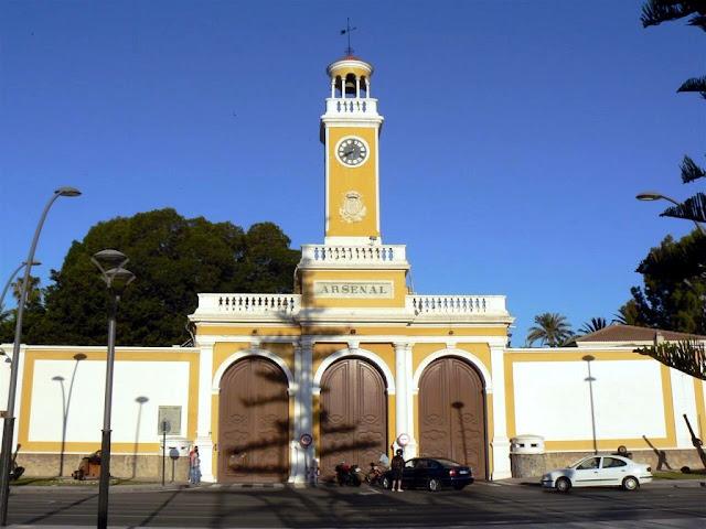 Cartagena (Murcia).