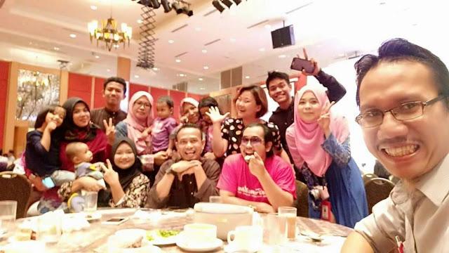 Ramadan Buffet De Palma Shah Alam, Blogger Malaysia,