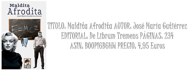 Reseña: Maldita Afrodita