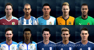 Facepack Championship Vol2 Pes 2013 By Borland92