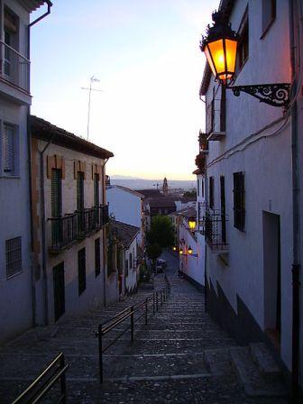 Granada, Spanyol