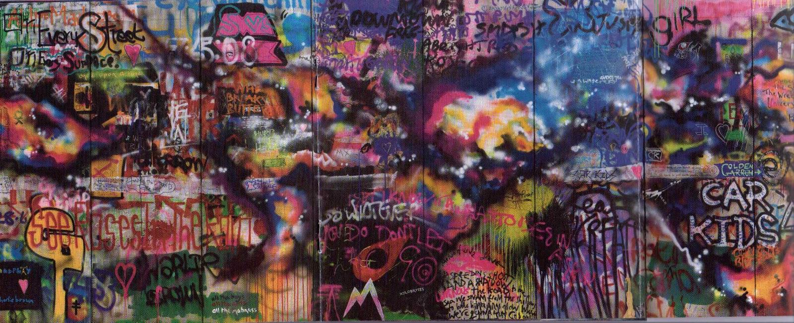 Mark Prince A2 Media: Coldplay- Mylo Xyloto Digipak Analysis