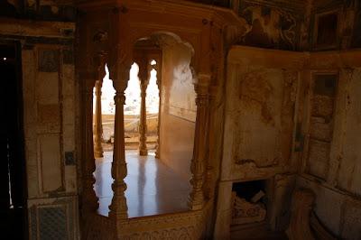 Jaisalmer, la dorée : les temples Jains et le Thar Heritage Museum 43