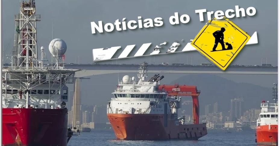 Resultado de imagem para frota de apoio marítimo no Brasil