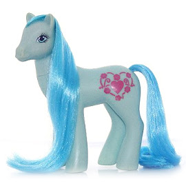 My Little Pony Flower Dream Year Nine Pretty Ponies G1 Pony