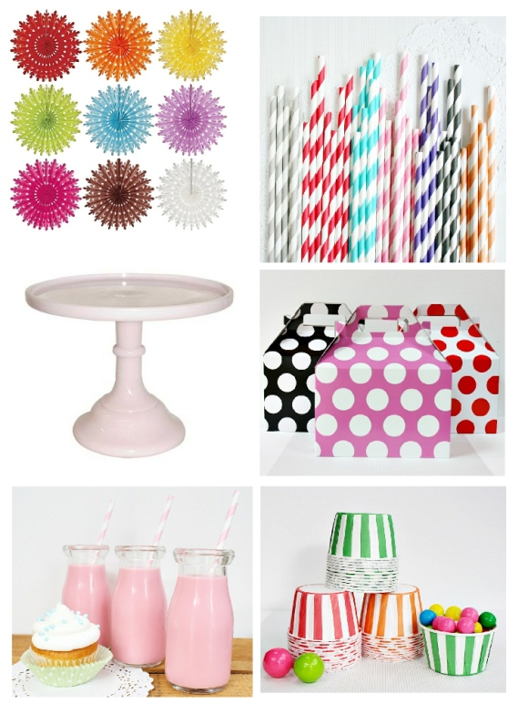 Giveaway | Party Supplies & Decorations