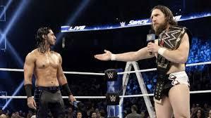 205 WWE Daniel Bryan Cruiserweight SmackDown Live TLC